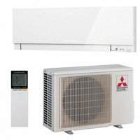 Кондиционер настенного типа Mitsubishi Electric Design Inverter MSZ-EF42VEW/MUZ-EF42VE